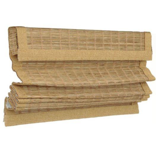 Designer Island Woven Wood Shades 7566