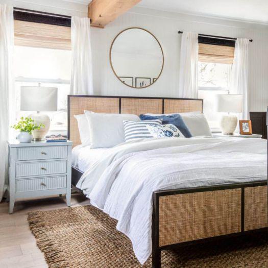 Designer Island Woven Wood Shades 7555