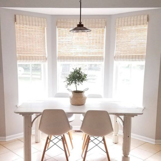 Designer Island Woven Wood Shades 7557