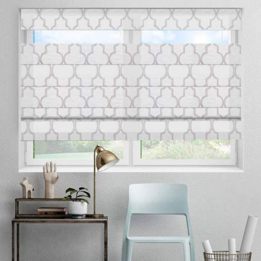 Premium Plus Roman Shades 5004 Thumbnail