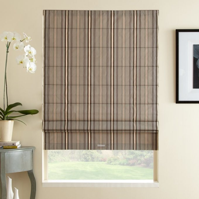 Premium Plus Light Filtering Roman Shades