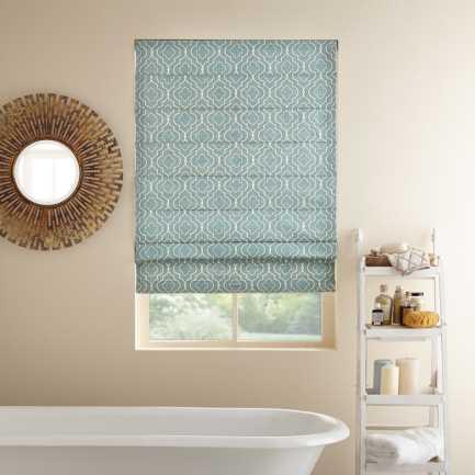 Designer Plus Light Filtering Roman Shades 5515