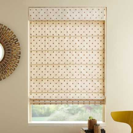 Designer Signature Blackout Roman Shades 6551