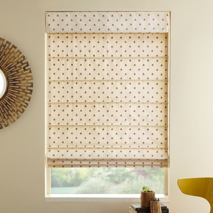 Designer Signature Blackout Roman Shades