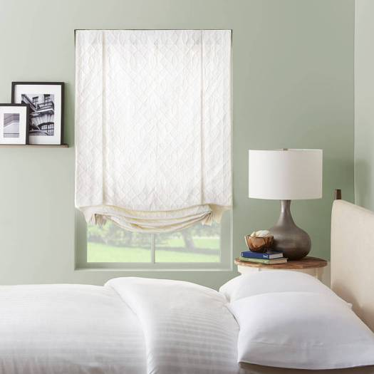 Designer Blackout Roman Shades Select Blinds Canada