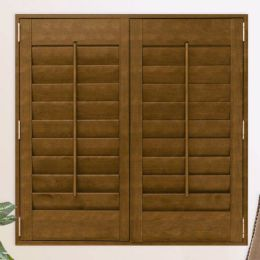Designer Wood Shutters