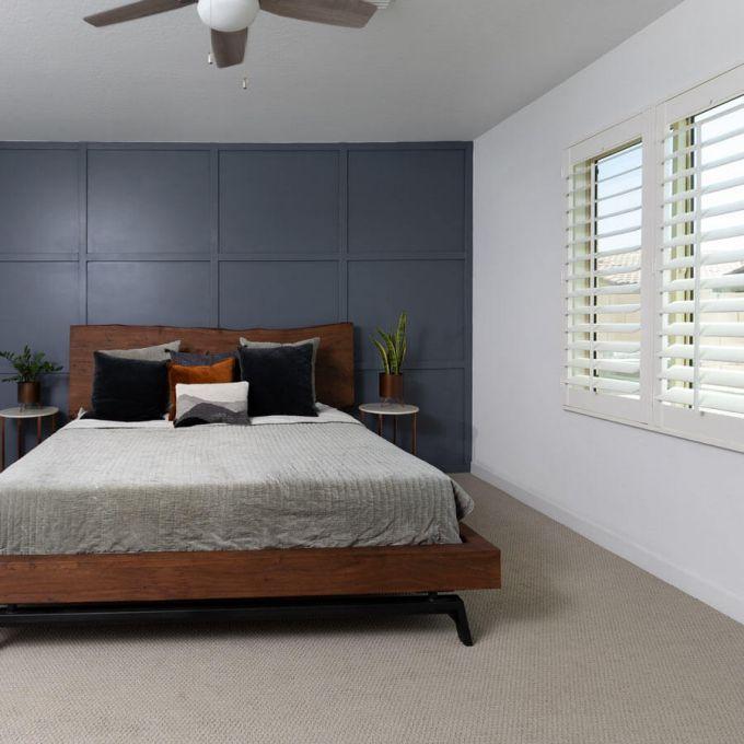 Designer Wood Shutters 8120