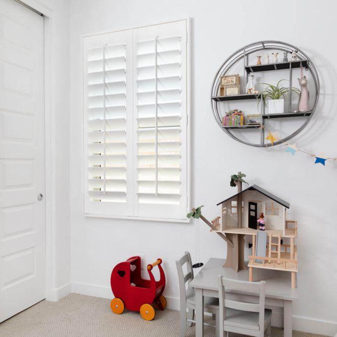Designer Wood Shutters 8121