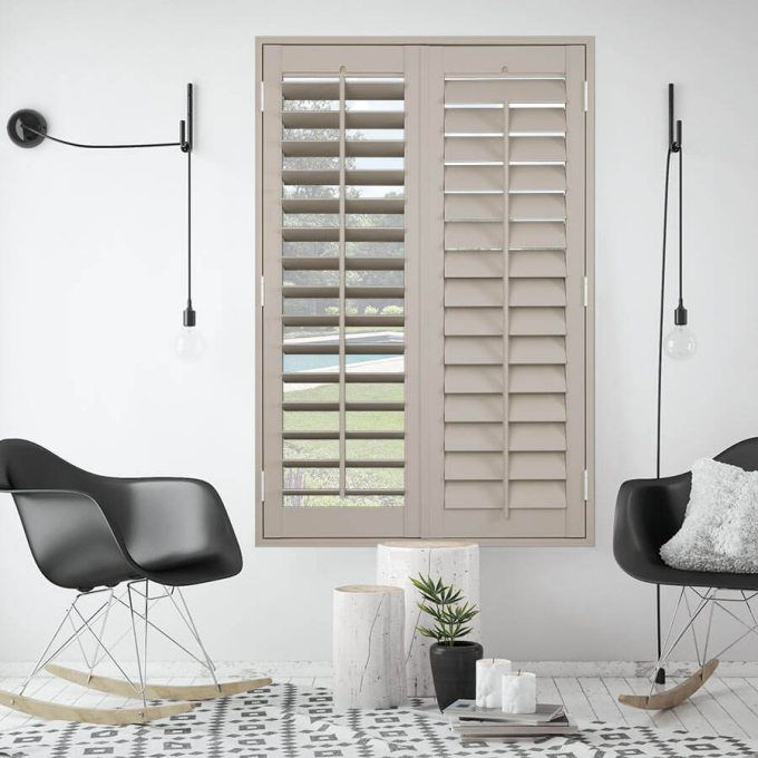 Designer Wood Shutters 8109