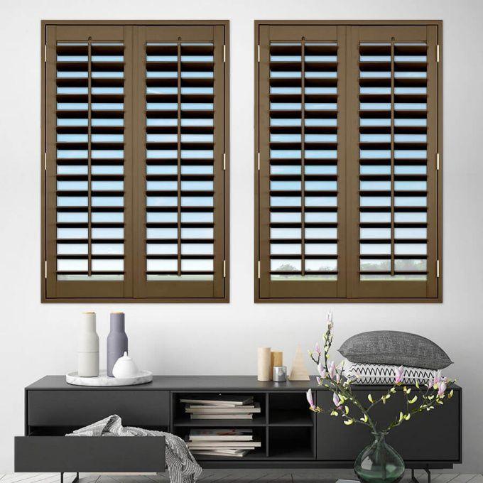 Designer Wood Shutters 8111