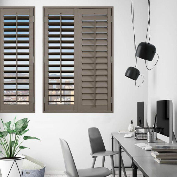 Designer Wood Shutters 8112