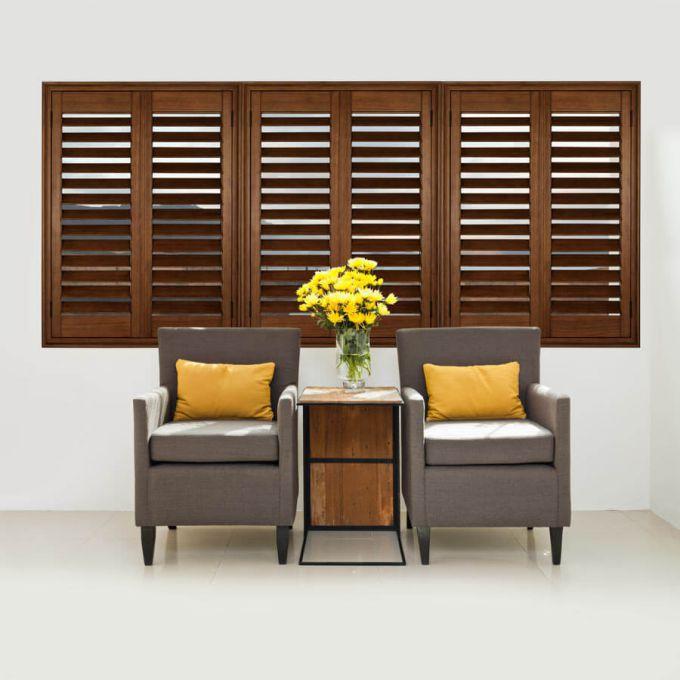 Designer Wood Shutters 8115