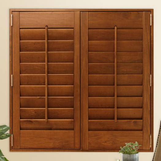 Designer Wood Shutters 4614 Thumbnail