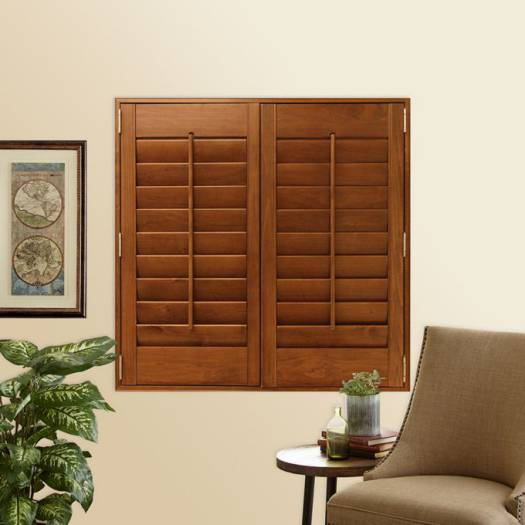 Designer Wood Shutters 4616 Thumbnail