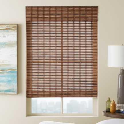 Designer Woven Wood/Bamboo Shades 5761