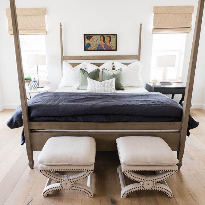 Designer Woven Wood/Bamboo Shades 8593
