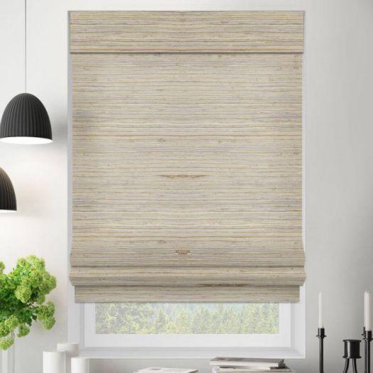 Designer Woven Wood/Bamboo Shades 7088