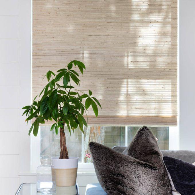 Designer Woven Wood/Bamboo Shades 8601