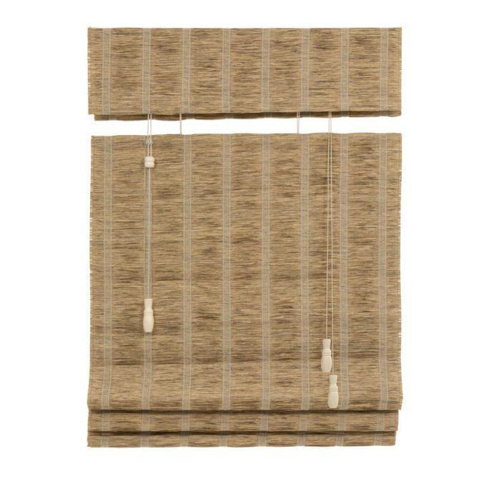 Designer Woven Wood/Bamboo Shades 8786