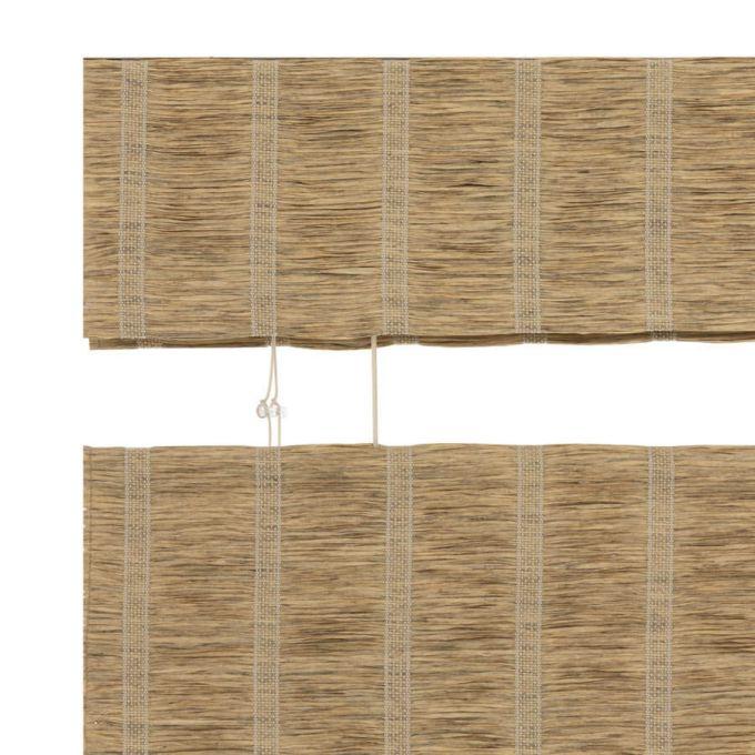 Designer Woven Wood/Bamboo Shades 8787