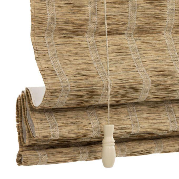 Designer Woven Wood/Bamboo Shades 8789