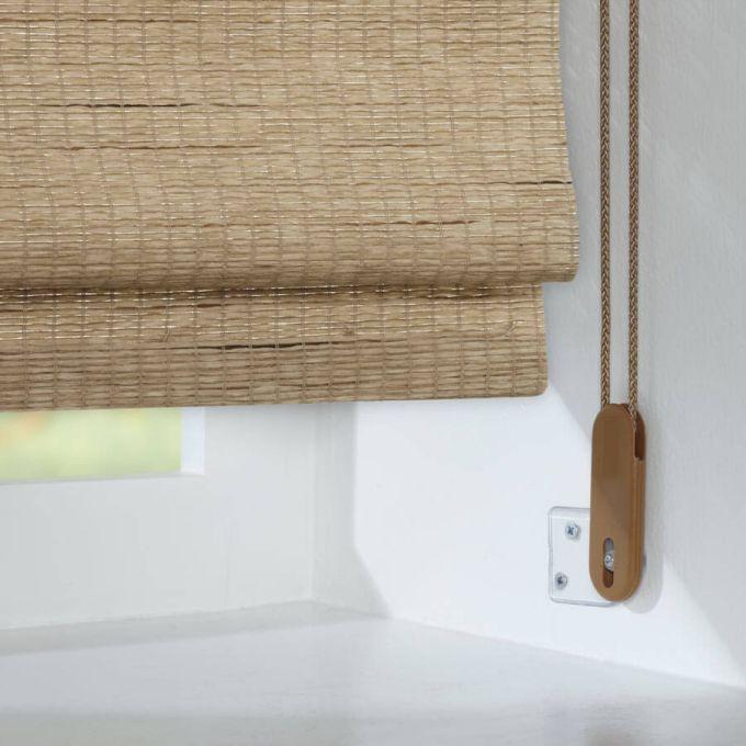Designer Woven Wood/Bamboo Shades 7247