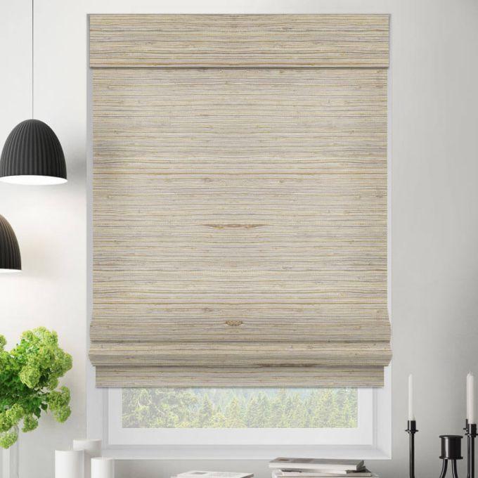 Designer Woven Wood/Bamboo Shades