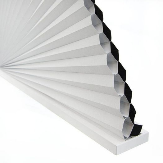 Double Cell Blackout Arch Window Shades 7326 Thumbnail