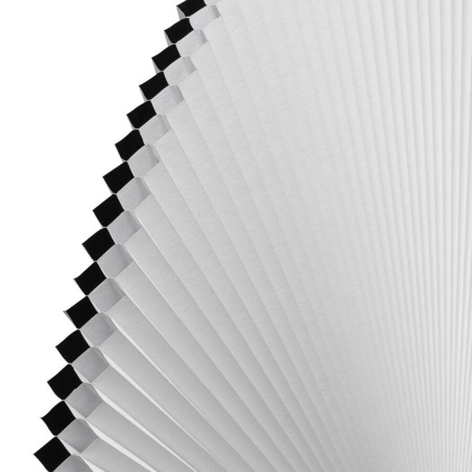 Double Cell Blackout Arch Window Shades 7327