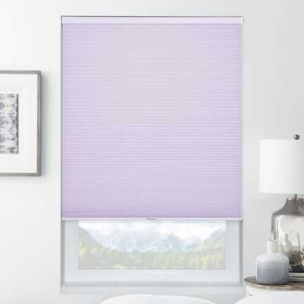 Fashion Colour Collection Light Filtering Honeycomb Shades 6008