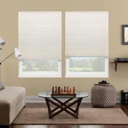 Fashion Colour Collection Light Filtering Honeycomb Shades 6012