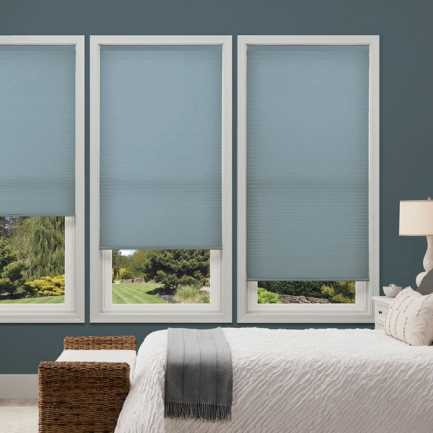 Fashion Colour Collection Light Filtering Honeycomb Shades 6013