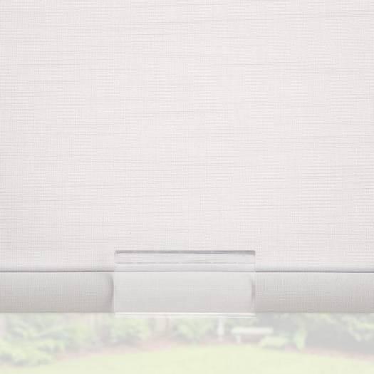 (Good Housekeeping) Designer Signature Light Filtering Fabric Roller Shades 7032