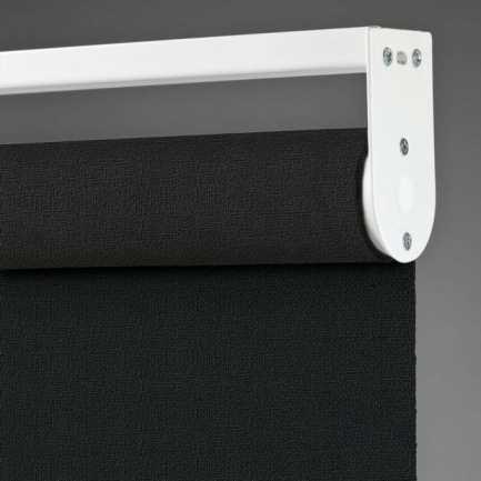 (Good Housekeeping) Designer Signature Room Darkening Fabric Roller Shades 7042