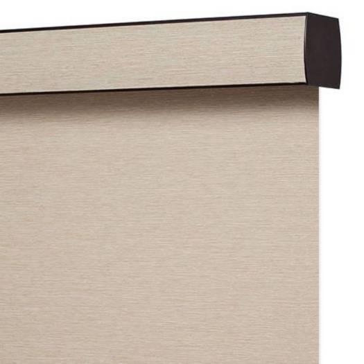 (Good Housekeeping) Designer Signature Room Darkening Fabric Roller Shades 7038
