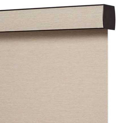 (Good Housekeeping) Designer Signature Room Darkening Fabric Roller Shades 7041