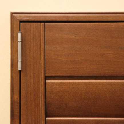 Persiennes en bois Décorateur 4615