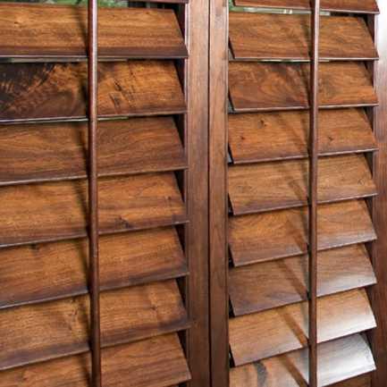 Persiennes en bois Décorateur 6659