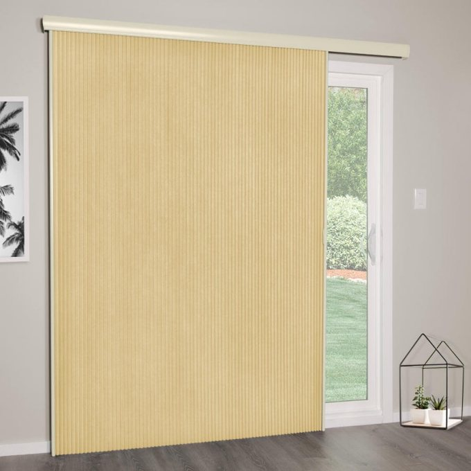 "Premier 3/4"" Blackout Vertical Cellular Blinds"