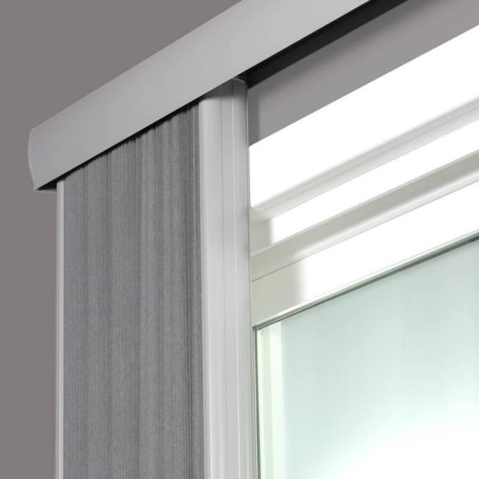 """Premier 3/4"""" Light Filtering Vertical Cellular Blinds 7526"""
