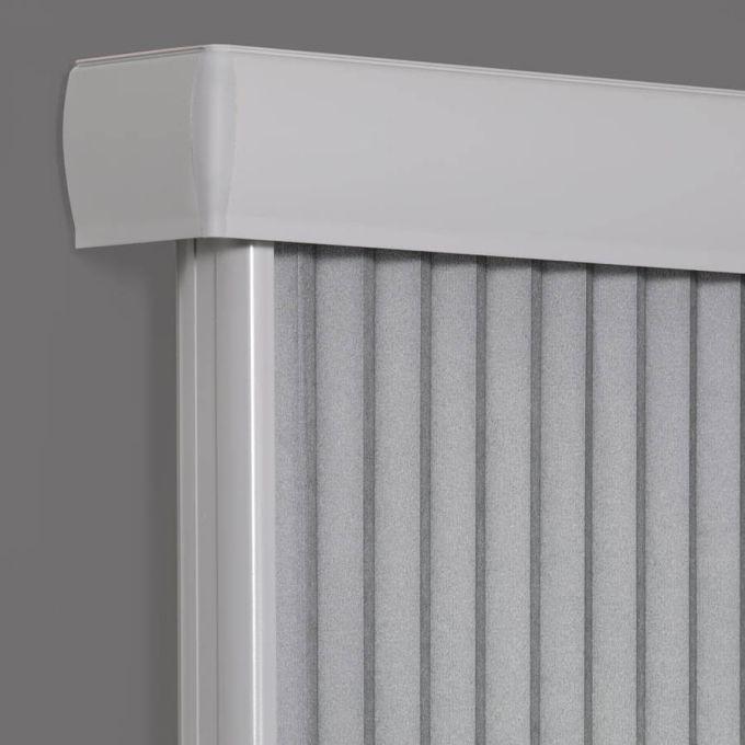"""Premier 3/4"""" Light Filtering Vertical Cellular Blinds 7525"""