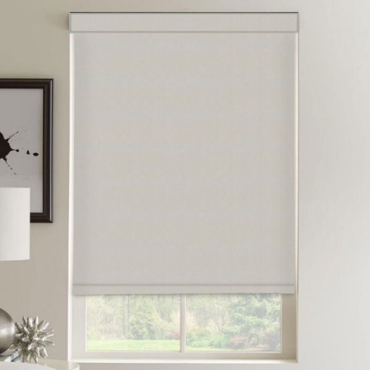 Premium Blackout Fabric Roller Shades 4201