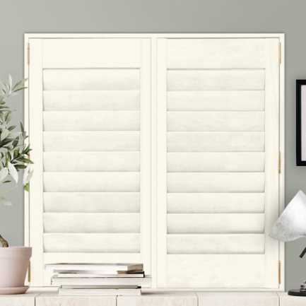 Premium Composite Wood Shutters 8563 Thumbnail