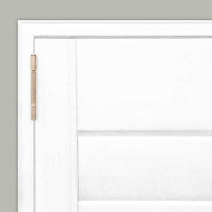 Premium Composite Wood Shutters 8566 Thumbnail