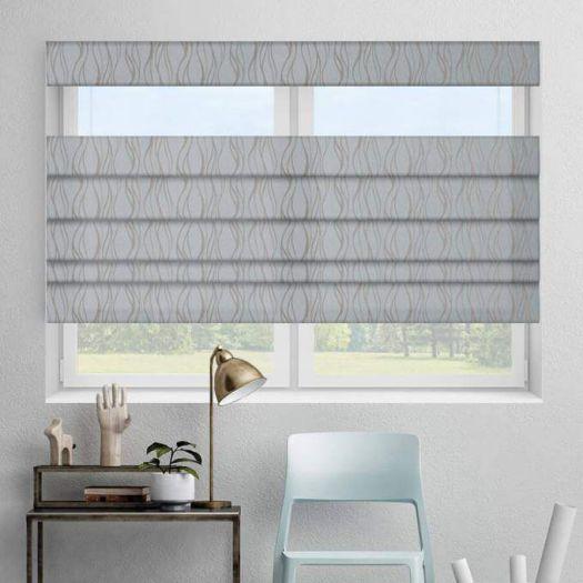 Premium Light Filtering Roman Shades 4968