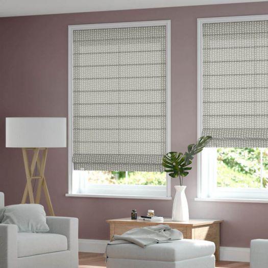 Premium Light Filtering Roman Shades 4965