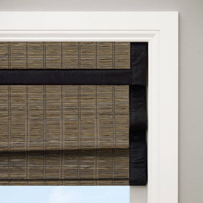 Premium Plus Woven Wood/Bamboo Shades 7245
