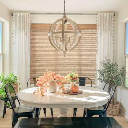 Premium Plus Woven Wood/Bamboo Shades 8619 Thumbnail