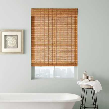 Premium Plus Woven Wood/Bamboo Shades 5344