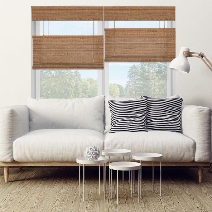 Premium Plus Woven Wood/Bamboo Shades 5347